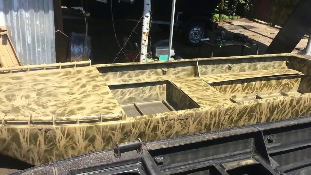 Лодка из ПНД (полиэтилена) - YouTube