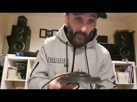 Mobile Antenna's MALDOL and HUSTLER - M0YKS/M
