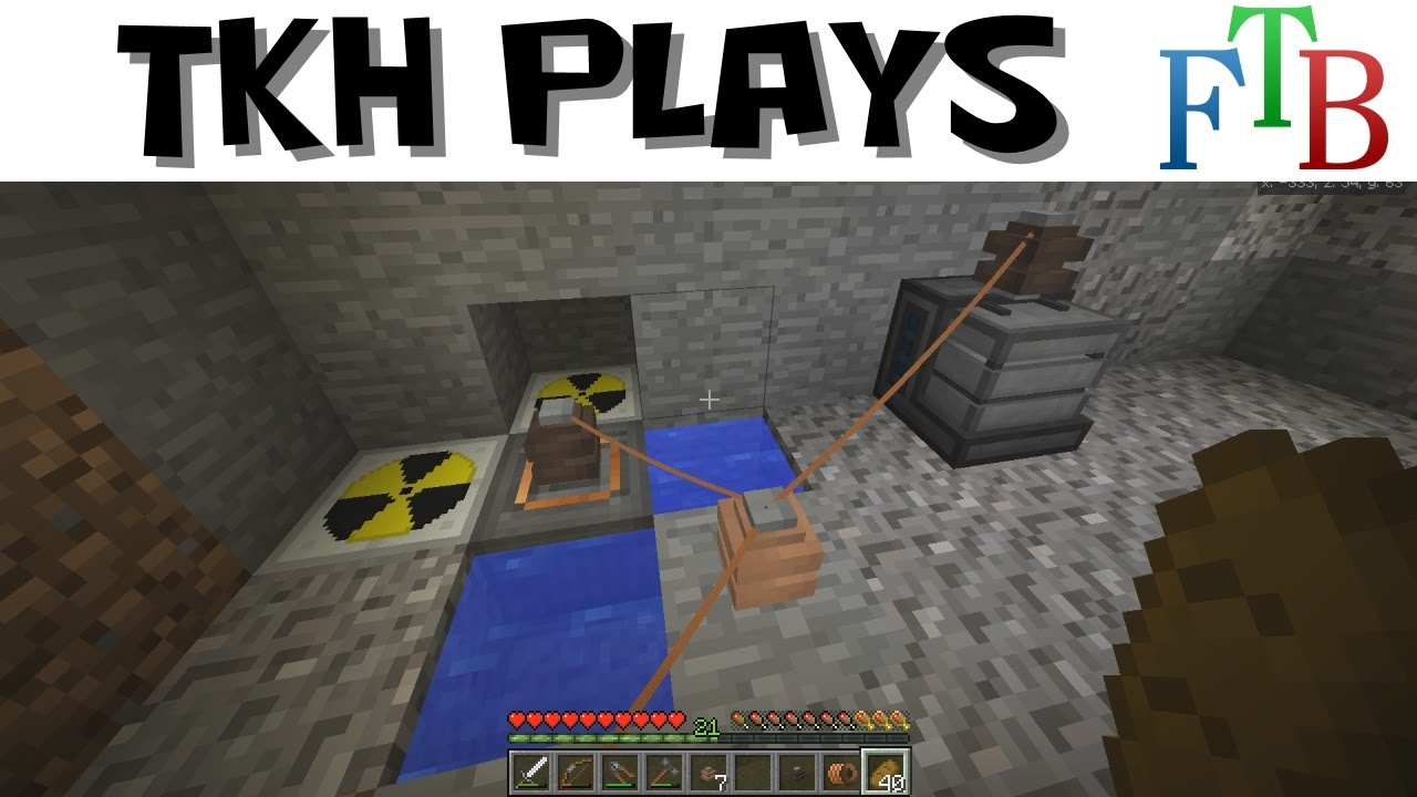 how to get steel in minecraft ftb