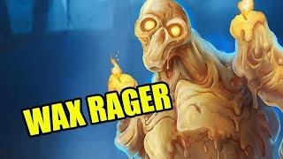 Hearthstone Dungeon Runs: Winning with Wax Rager (Paladin) | WoWcrendor