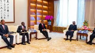 President Muhammadu Buhari Addresses China Nigeria Business Forum