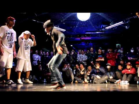 VIBE OUT Vol.1 SEMIFINAL  Mighty Zulu Kingz(Floor phantom & ANIJA)  vs GOOD FOOT CREW (GEN & AMI)