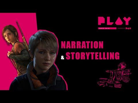 Play Paris - Narration & Storytelling