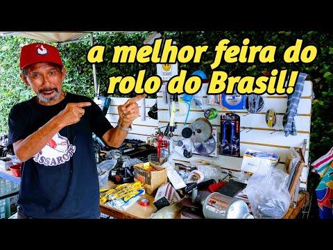 Feira Do Rolo De São Bernardo  A Maior Feira Do Brasil Caçada De Ferramentas Antigüidades Relíquias