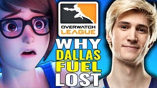 Why DALLAS FUEL Lost & The Best OWL Highlights [Overwatch League News & Highlights] thumbnail