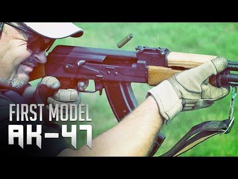 Rare First Model AK-47