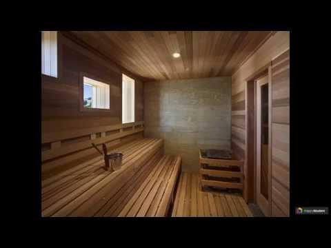 Интерьер бани: 40 зон для релакса