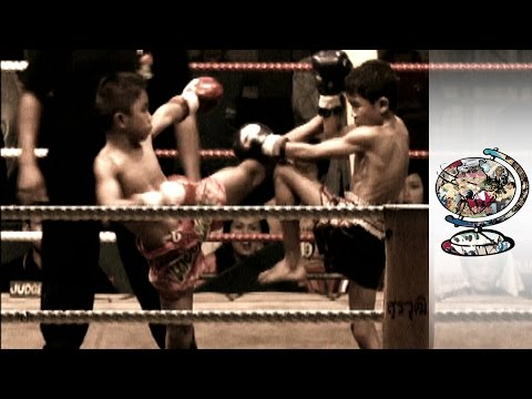 Thai Adults Are Gambling On Child Kickboxing