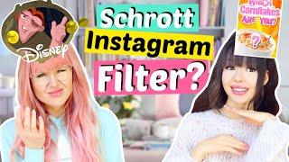 Sind die Instagram Filter SCHROTT oder den HYPE wert? | ViktoriaSarina