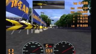 Gran Turismo 3 100% Speedrun 22 - Tokyo R246 100 Lap Endurance
