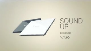 Sony Vaio Ad -Sound Up-Subwoofers- 2013 [Full HD][Mp3 Download Link]