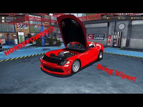 Car Mechanic Simulator 2015 Echos Cobra Drag Engine build ALMOST 2000 HORSEPOWER!  