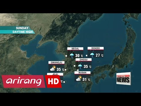 Torrential rain alert issued for Seoul metropolitan region