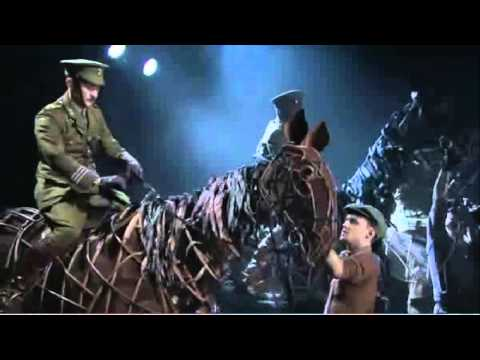 WarHorse on Stage London - Cavalry Charge Clip