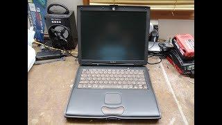 Testing an Apple PowerBook G3