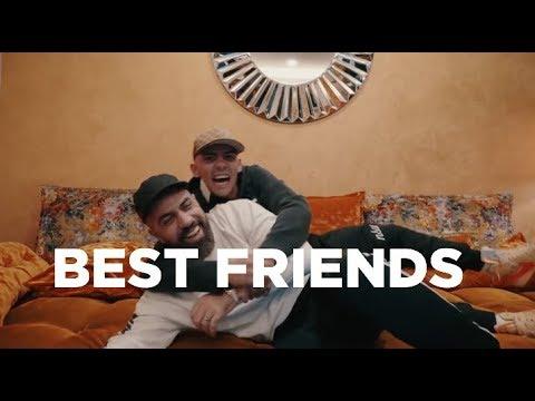 Capital Bra feat. Bushido & Olexesh - Best Friends (Remix) (