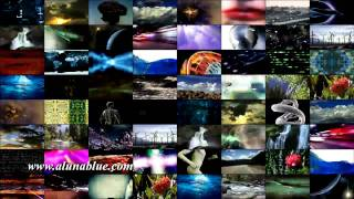 Video Wall clip 01 - Stock Footage - Stock Video Backgrounds