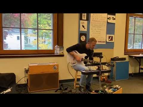 Scott Solsky Performs at Parker Academy