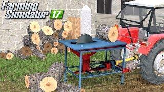 Drzewo na opał - Farming Simulator 17 (Górale V5)   #24