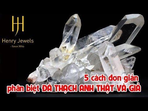 5 cách đơn giản PHÂN BIỆT NGAY đá thạch anh THẬT – GIẢ