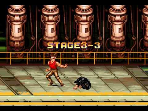 Arcade Longplay [378] Karate Blazers