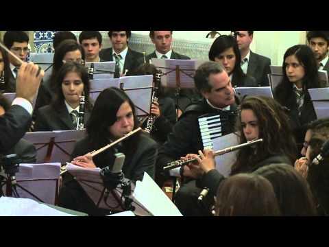 Banda Musical de Fajões | Navegar, Navegar (Fausto Bordalo Dias - Arr. Jorge Salgueiro)