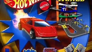 Hot Wheels World Adventure Sampler CD-ROM gameplay