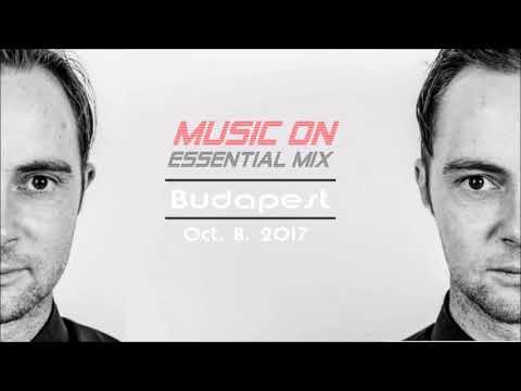 Darian Jaburg @MUSIC ON Essential Mix Budapest Tech House - Techno Vol.1