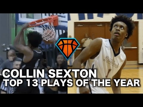 Collin Sexton's Top13 Plays & YoungBull Moments From His Senior Year!! | What's YOUR Favorite?!