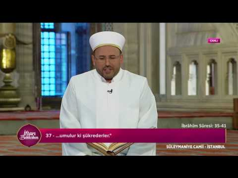 Halit Törün - İbrahim (35-41) Kur'an-ı Kerim Tilaveti (Aşir)