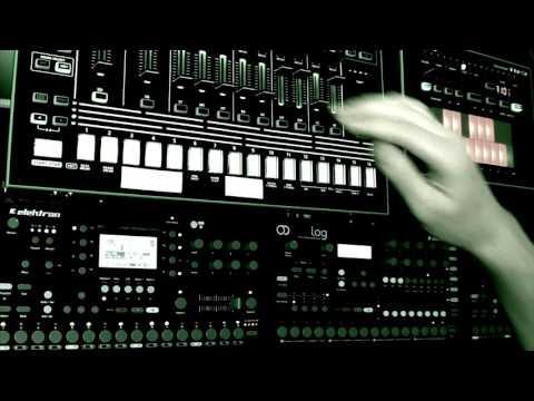 DL - Techno Live Set 2017 #01