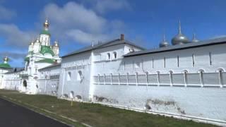 видео Монастыри Нижегородской области