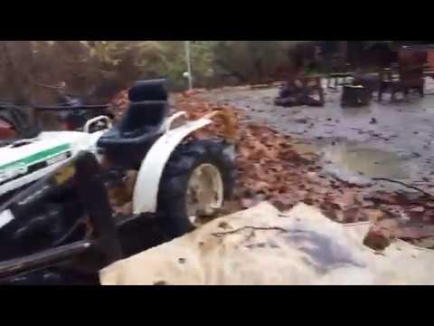 Topanga canyon creek flash flood