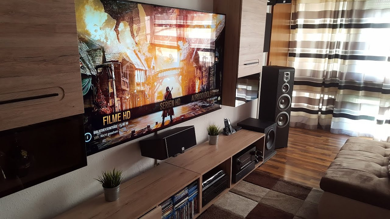 Auro 3D 10.1 Home Theater - YouTube