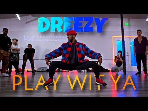 DREEZY -  Play Wit Ya  | Robert Green Choreography