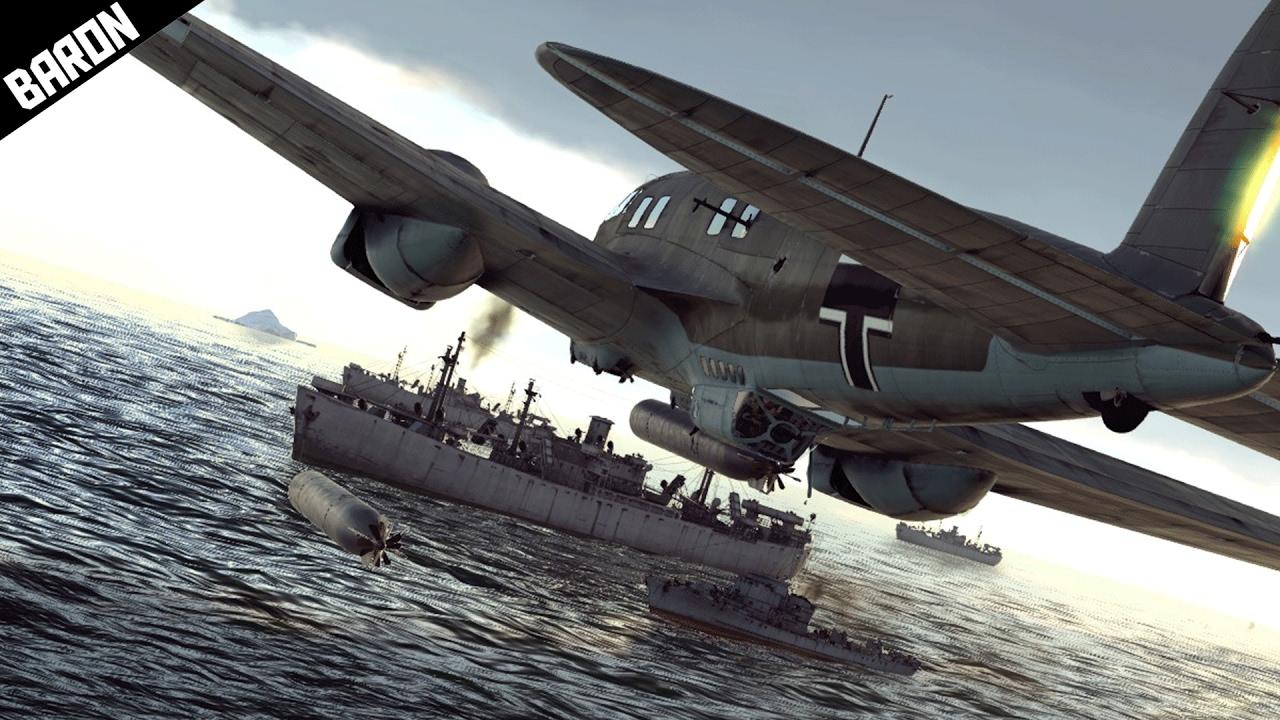 War Thunder Planes vs Ships! Best thing in War Thunder Navy! - YouTube