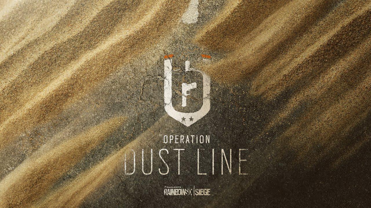 Rainbow Six Siege Dust Line Teaser Youtube