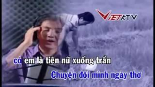 chuyện ngày thơ karaoke Dương Ngọc thái