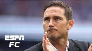 Frank Lampard isn't the answer for Chelsea at manager - Craig Burley | Premier League