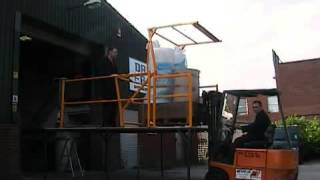 DRB Safety Barriers Model 12 - Video 2