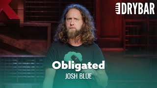 When You Feel Obligated To Be Disabled. Josh Blue