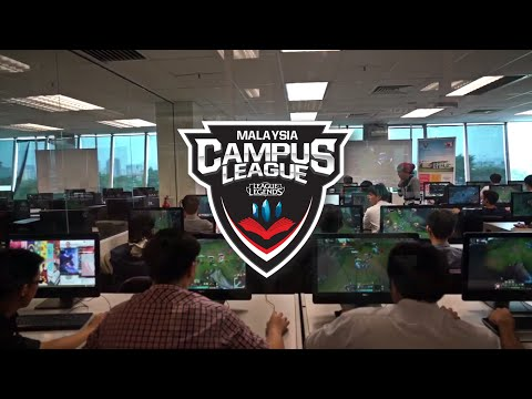 Uni League: eSports in Asia Pacific University