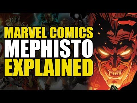 Marvel Comics: Mephisto Explained | Comics Explained