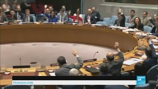 UN approves new sanctions on North Korea