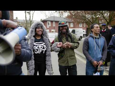 G.A.N.G In North West London, Rolling with the people! pt2
