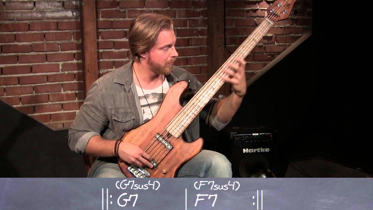 Hadrien Feraud | Bass Masterclass