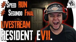 LIVESTREAM - Resident Evil 7 | Biohazard / Speed RUN #Final 2