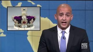 أهم الانباء - حلقة عمرو سعد - جزء 1 - SNL بالعربي