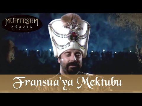 Sultan Süleyman'ın Fransua'ya Mektubu - Muhteşem Yüzyıl 23.Bölüm