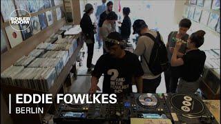Eddie Fowlkes Boiler Room Berlin DJ Set